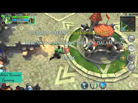 Heroes Order And Chaos - Games Like DOTA 2