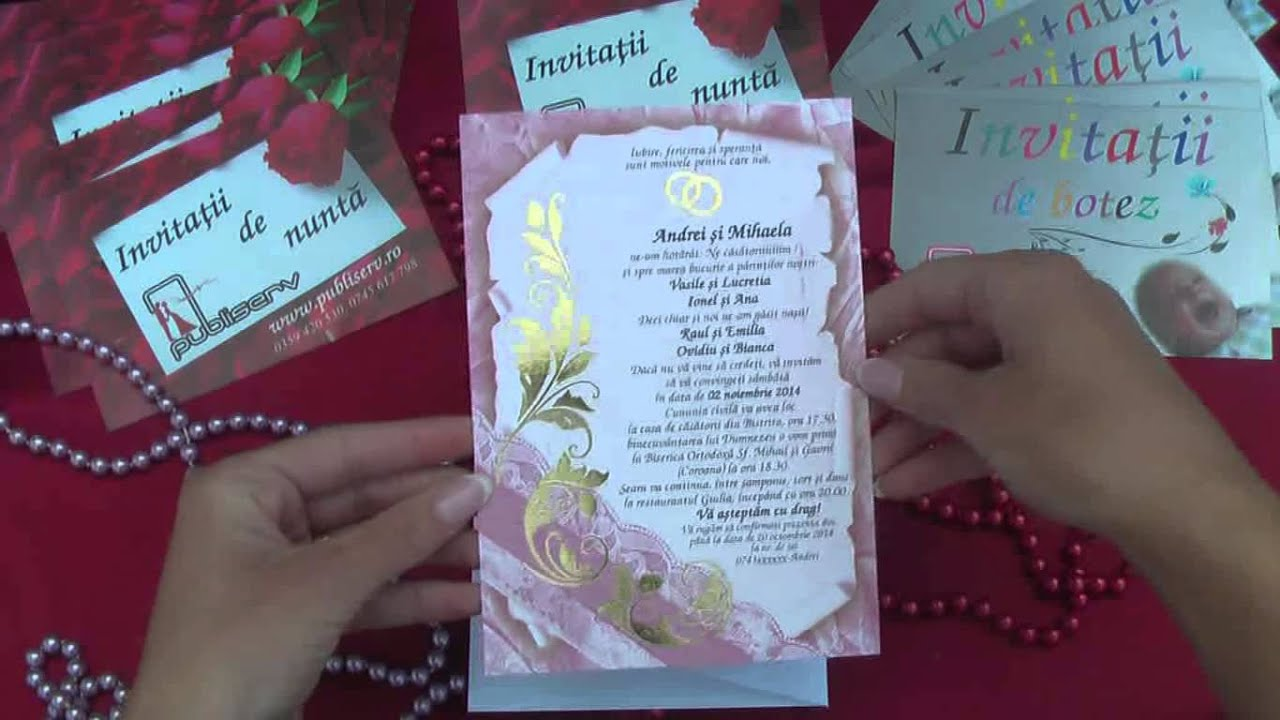 Invitatii De Nunta Ieftine Cu Verighete 30028 Code Wwwpubliserv