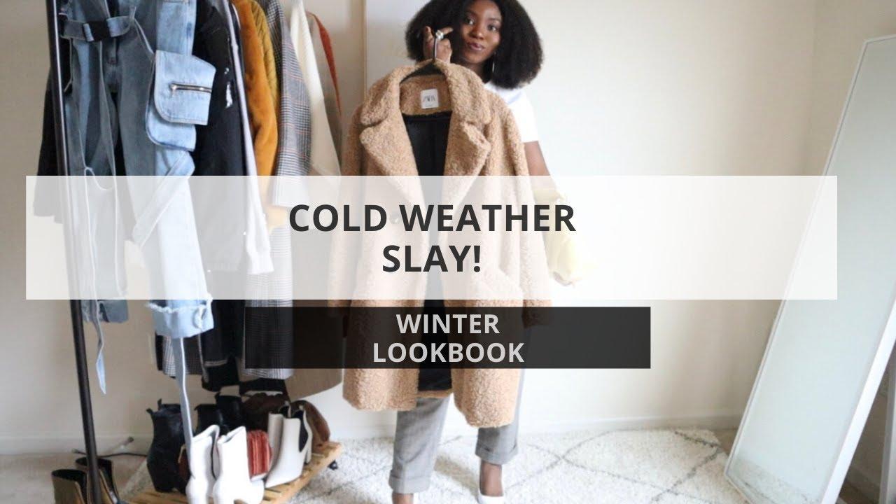 [VIDEO] - WINTER LOOKBOOK 2019 | WINTER LOOKS TO TRY | STYLEDBYKEMI 1