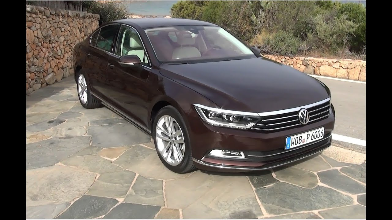 Yeni 2015 Vw Passat 1 4 Tsi 150 Hp Act Test Surusu