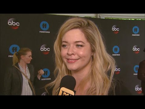 'PLL: The Perfectionists': Sasha Pieterse Reacts to Mona's Knife Moment in First Series  E…