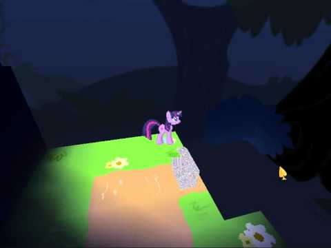Green Bean and Sapare Play MLP Online single player updated pre alpha Part 4