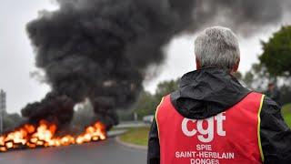 Grève des routiers : la CGT Transports veut