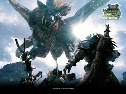 Monster Hunter Freedom Unite - Teostra Theme - Extended