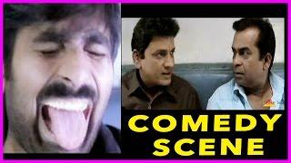 Venky Telugu Movie Jabardasth Comedy Scenes - Raviteja, Brahmanandam