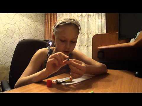 видео: Как сделать косметику для монстер хай