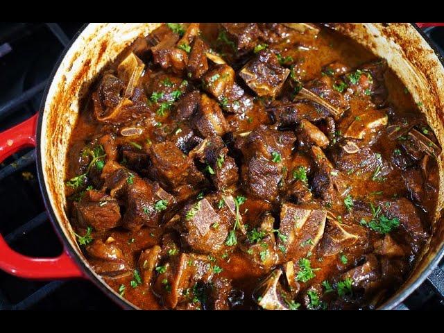 Curry Stew Goat #GOATOBER | CaribbeanPot.com