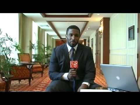 Priest Holmes - Former Players on UStream from NFLPA Board of Directors Meeting