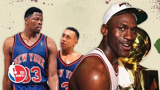 The '90s Knicks should have won a title. Michael Jordan had other ideas | Bulldozed