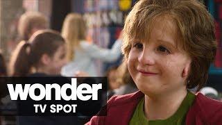 """Wonder (2017 Movie) Official TV Spot - """"He's Ready"""" – Julia Roberts, Owen Wilson"""