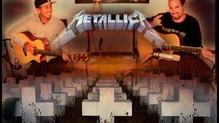 METALLICA - ORION - Acoustic Guitar w/ loop pedal