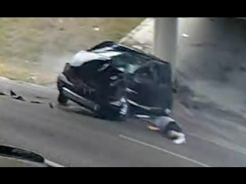 Highway Accident - Driver Ejected from Vehicle on I-75 and Miami Gardens Dr 2/28/15