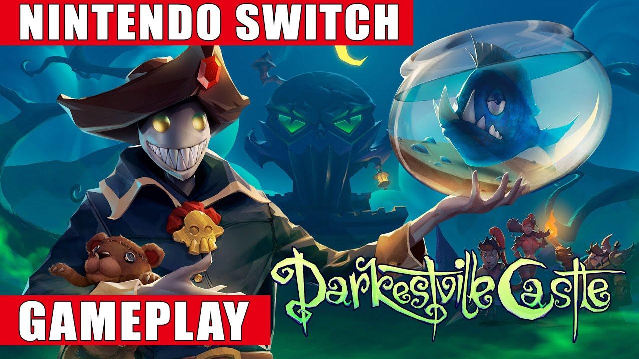 Darkestville Castle Nintendo Switch Gameplay - YouTube