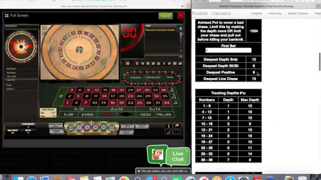 100 Sicheres Roulette System