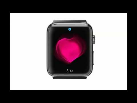 Official Apple Iwatch Presentation