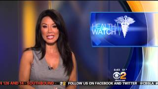 Sharon Tay 2015/06/04 CBS2 Los Angeles HD