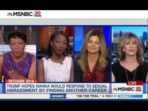 Donald Trump Spokesperson Heidi Harris Explains Trump's Problems with Women