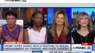 Donald Trump Spokesperson Heidi Harris Explains Trump's Problems with Women thumbnail