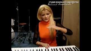 Школа вокала Базовое упражнение для новичков ★Академия вокала ★