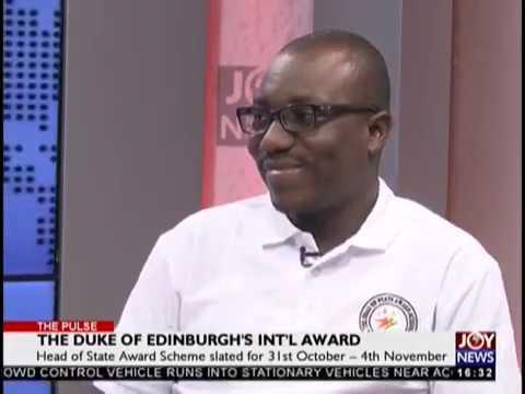 The Duke of Edinburgh's Award - The Pulse on JoyNews (29-10-18)