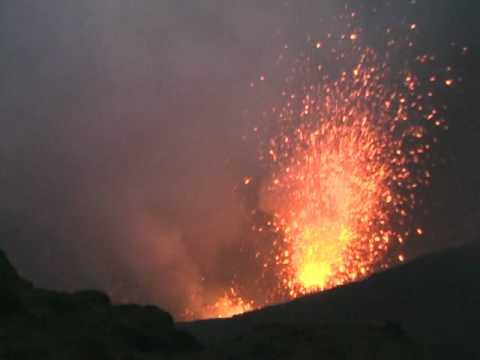 Vanuatu Tanna Island - part 2 (Volcano side)