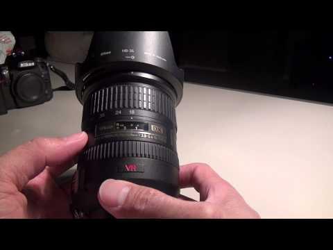Nikon Lens 18-200mm VR
