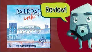 Railroad Ink Review - with Zee Garcia