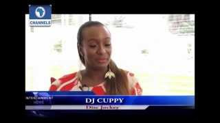 I Picked My Stage Name From My Favourite Snack- DJ Cuppy