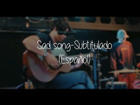 Sad Song//Sub-Español by The Vamps♡