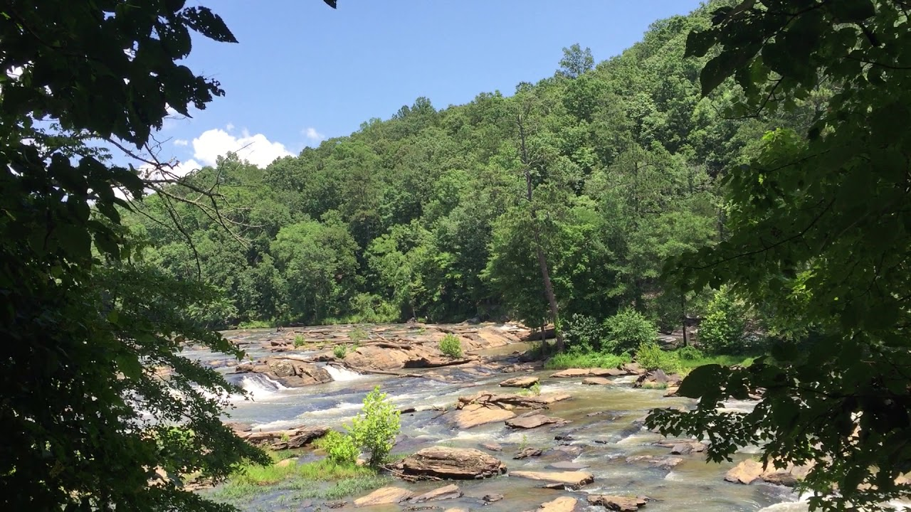 Video of Sweetwater Creek Campground, GA from Maethea R