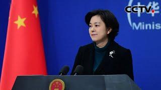 蓬佩奥称中欧投资协定脆弱 中国外交部:协定是中欧经贸合作里程碑 |《中国新闻》CCTV中文国际 - YouTube