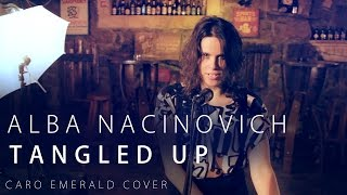 Alba Nacinovich - Tangled Up (LIVE LOOPING cover)