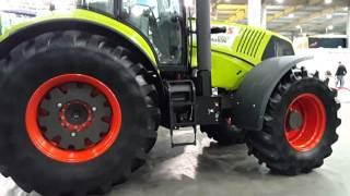 Трактор Claas 850 Axion