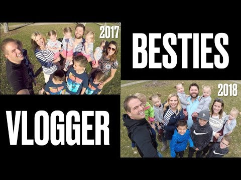 CELEBRATING ONE YEAR OF FRIENDSHIP WITH OUR VLOGGER BESTIES THE GARDNER QUAD SQUAD