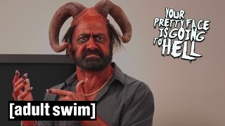 Open Your Torture Manuals | Your Pretty Face is Going to Hell | Adult Swim