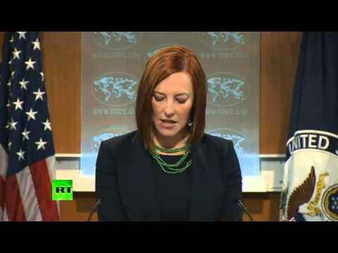 State Department's Jen Psaki struggles to defend 'Putin f**ker' remark