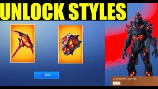 How To UNLOCK RUIN SKIN CHALLENGES (Unlock STAGES) Fortnite Battle Royale