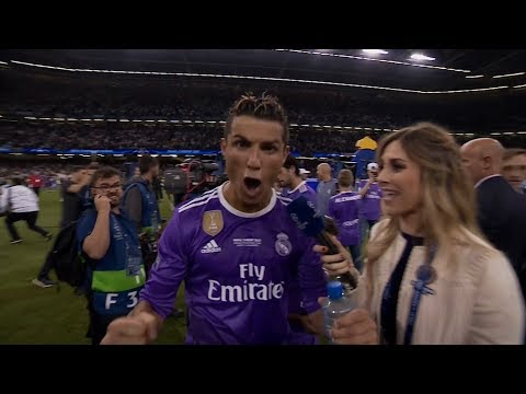 Cristiano Ronaldo - All 18 Goals In Finals 2004/2017
