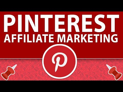 Pinterest + Affiliate Marketing | How to Start Affiliate Marketing? (Step By Step Tutorial) thumbnail