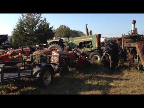 OLD FARM EQUIPMENT / TREASURE HUNTER'S PARADISE.