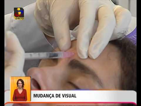 """Drª Luísa Magalhães Ramos no """"Você na TV!"""" - Rugas de Expressão"""
