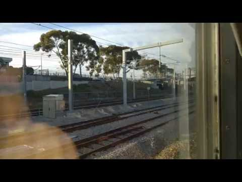 The Overland - Adelaide Parklands Terminal to Unley Park