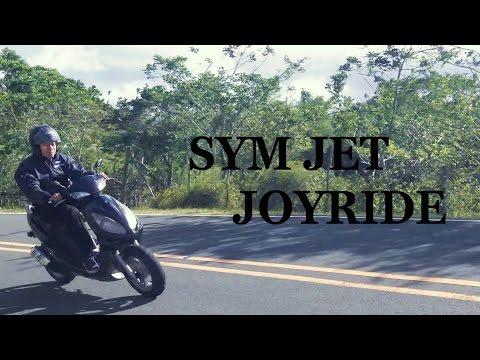 SYM Jet Euro 100 Fun Time