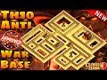 Clash Of Clans Town Hall 10 | War Base | Anti Everything | Th10 War Base | Anti 3 Star | With Replay