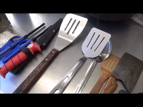 Cooking Tools To Take Camping - Don't Pack The Kitchen Sink