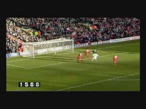 Diego Forlan - Every Goal for Manchester United