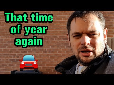 Worrying about MOT #stevesfamilyvlogs
