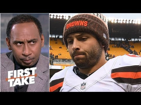 The Browns dont deserve 4 prime-time games until they prove themselves - Stephen A. | First Take