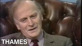 violinist   yehudi menuhin   interview   1977