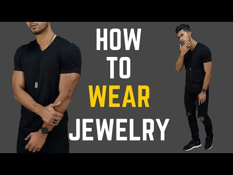 How To Use Jewelry To Dress Better